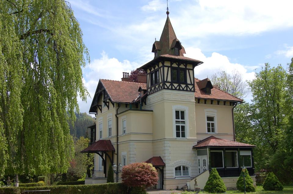 Seminare im Grünen durch die einzigartige Anlage des Glögglhofs