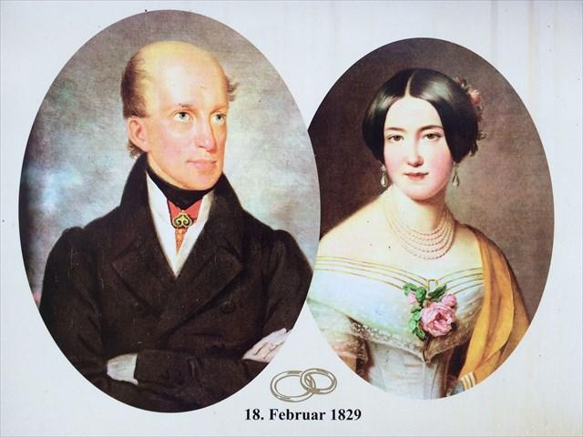 Die einzigartige Liebesgeschichte von Erzherzog Johann und Anna Plochl macht en Glögglhof heute noch zu einer ganz besonderen Location.