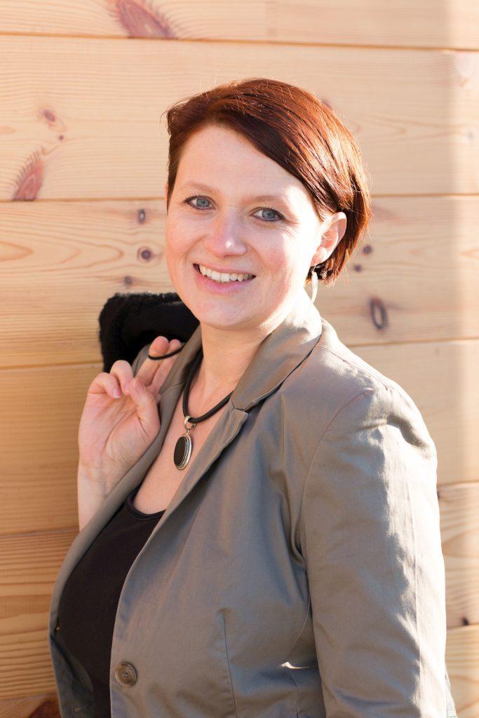 Natascha Hochsteiner, neue Besitzerin der Location Glögglhof