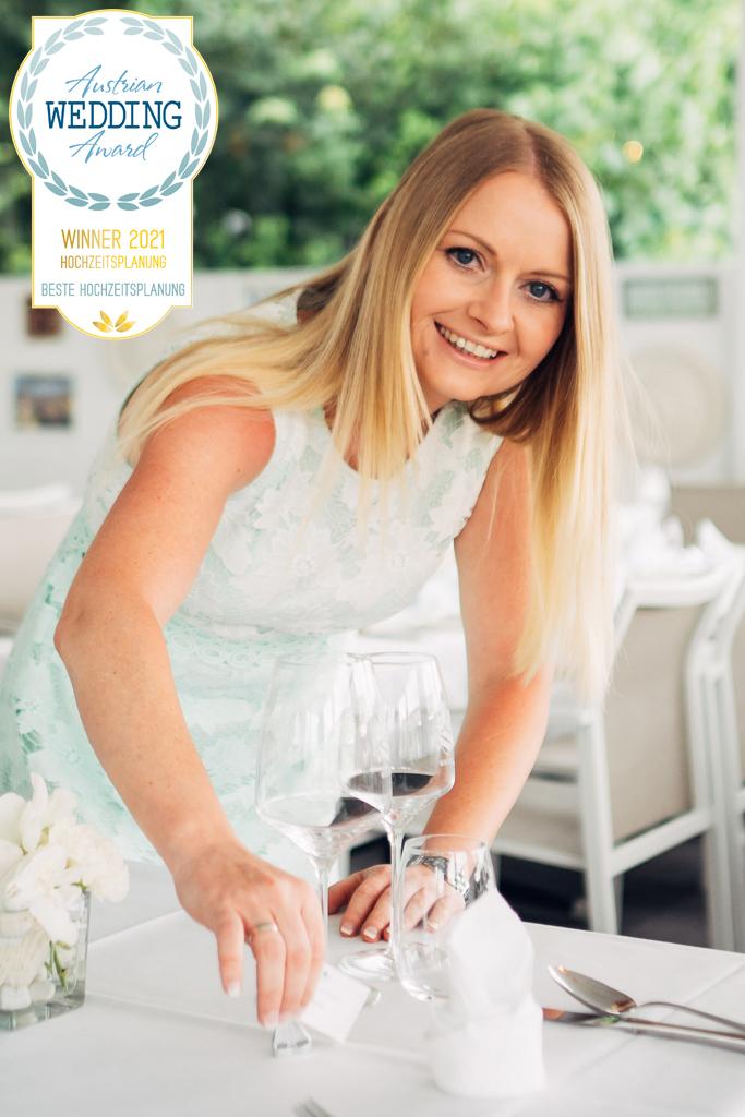 Hochzeitsplanerin Iris Kevric von Simply Perfect Wedding
