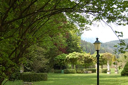 Ein Hektar Wiese, Wald und Ruhezonen