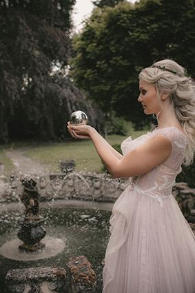 Sei Prinzessin und lass uns deine Traumhochzeit wahr werden lassen.