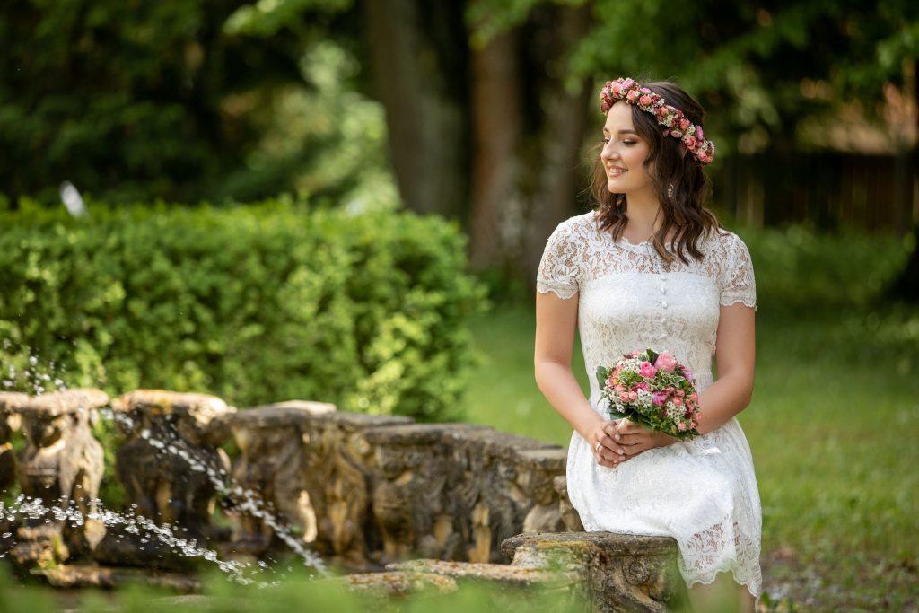 Hochzeitsfotos bei uns im Glögglhof, aufgenommen von Elisabeth Wolkenstein alias Fotoliesl