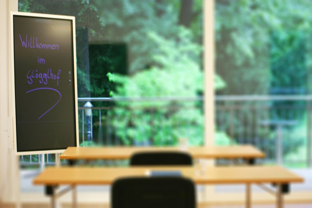 Seminare im Grünen im Glögglhof
